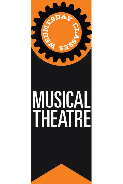 Wednesday Musical Theatre Classes 2016-2017