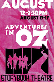 Adventures in Oz (August Session)