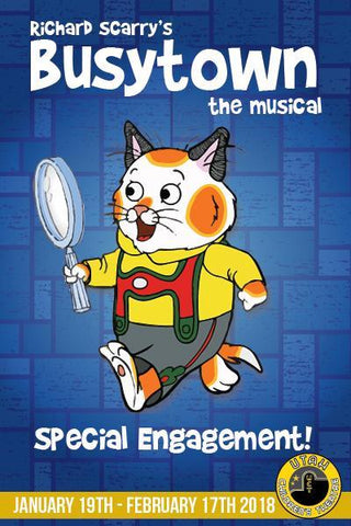 Busytown the Musical