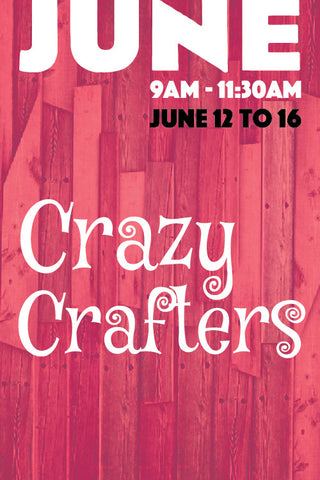 Crazy Crafters