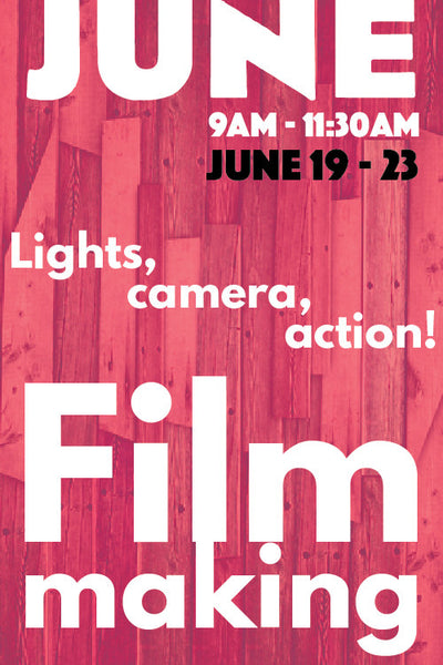 Lights, Camera, Action: Film Making