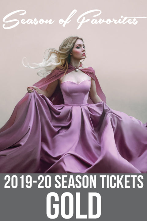 GOLD Season Tickets 2019-2020