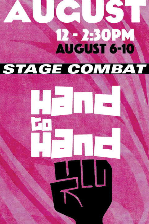 Stage Combat: Hand to Hand