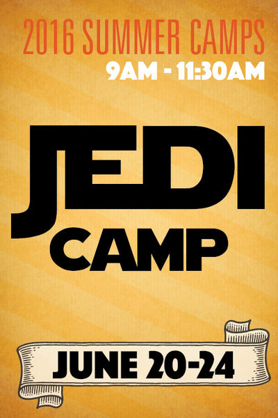 Jedi Camp (June session)