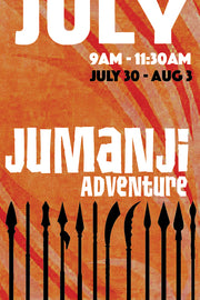 Jumanji Adventure (July Session)