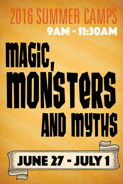 Magic, Monsters and Myths
