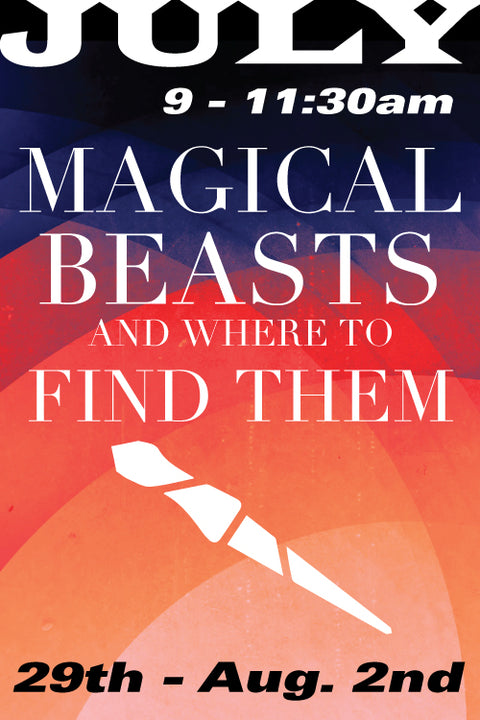 Magical Beasts and Where to Find Them July 29 to August 2 2019