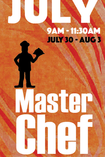 Master Chef: Baking and Decorating (July Session)