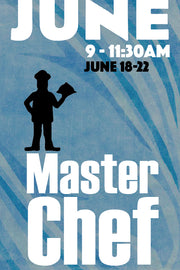 Master Chef: Baking and Decorating (June Session)
