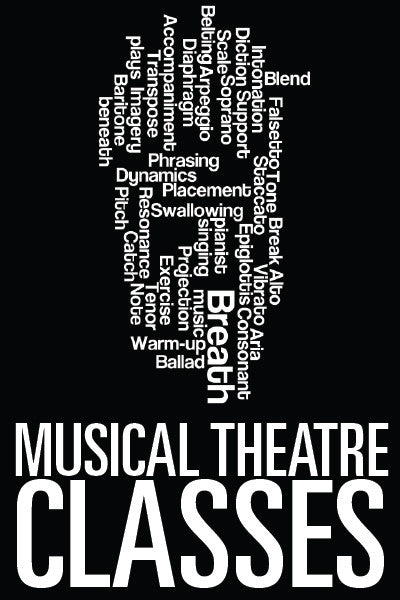 Tuesday Musical Theatre Classes 2015-2016