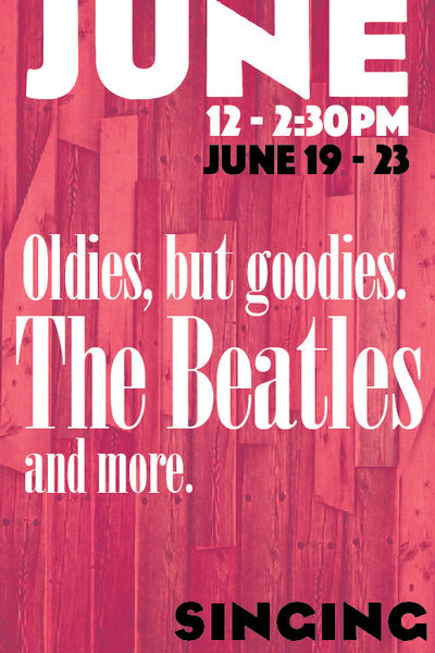 Oldies but Goodies: The Beatles and More