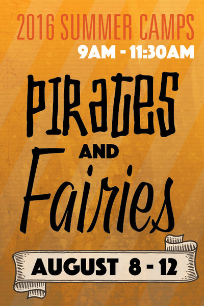 Pirates and Fairies