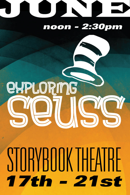 Exploring Seuss June 17 to 21 2019