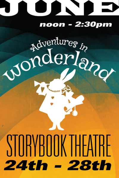 Adventures in Wonderland June 24 to 28 2019