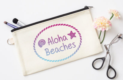 Aloha Beaches Funny Summer SVG Design | So Fontsy SVG Crafting After Dark