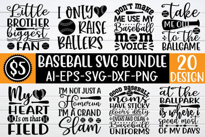 baseball svg bundle SVG buydesign