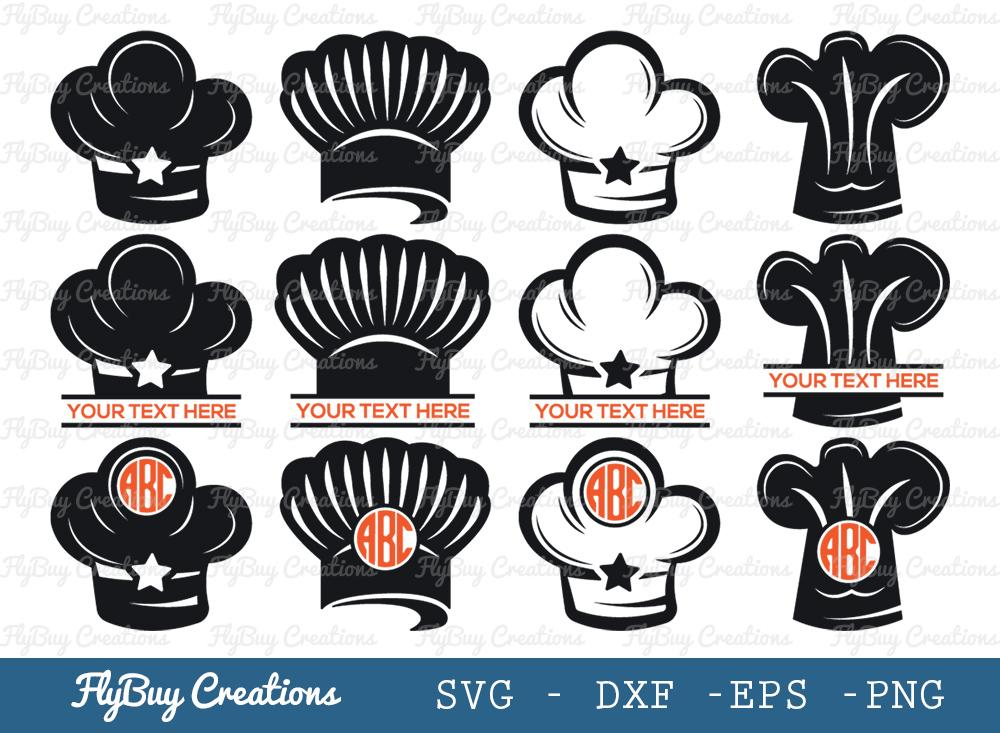 cameo silhouette cut files commercial /& personal use Monogram Frame cricut Hat Svg Hat Clipart