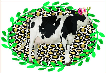 Cow Sublimation Graphic Sublimation sublimationhappy
