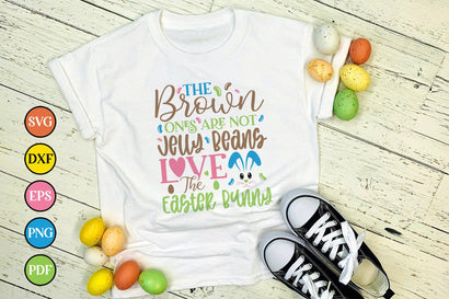Easter Clipart, The Brown ones Are Not Jelly Beans Love SVG CraftLabSVG