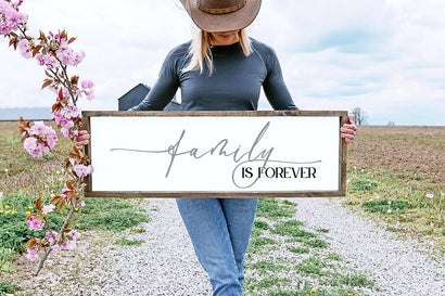 Family is Forever SVG SVG So Fontsy Design Shop