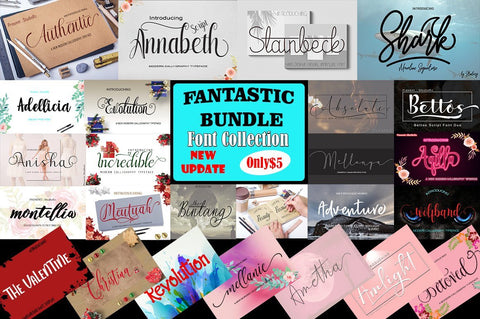 Fantastic Bundle SVG StudioRZ