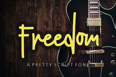 Freedom Script Youngtype