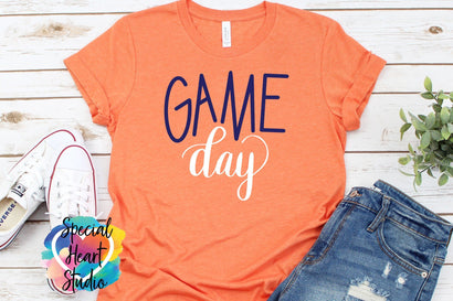 Game Day SVG Special Heart Studio
