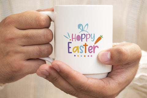 Happy Easter Svg, Easter egg Svg, Easter svg SVG SmmrDesign