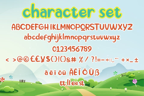 Hungary Fun Display Font Skiiller_Std