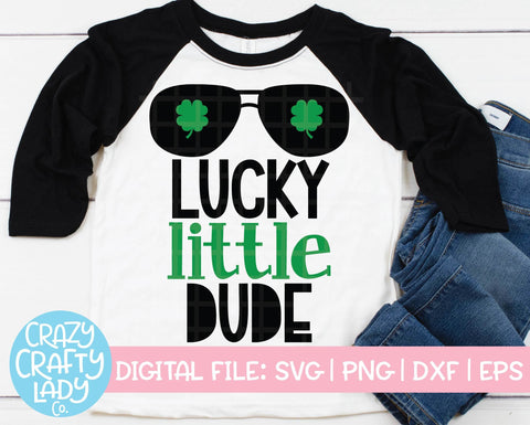 Kids' St. Patrick's Day Bundle SVG Crazy Crafty Lady Co.