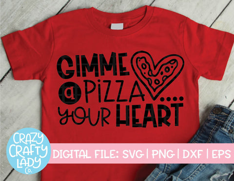 Kids' Valentine's Day Bundle #1 SVG Crazy Crafty Lady Co.