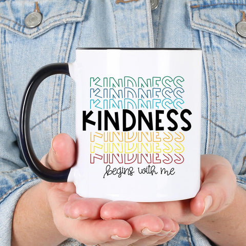 Kindness Begins With me SVG Simply Cutz