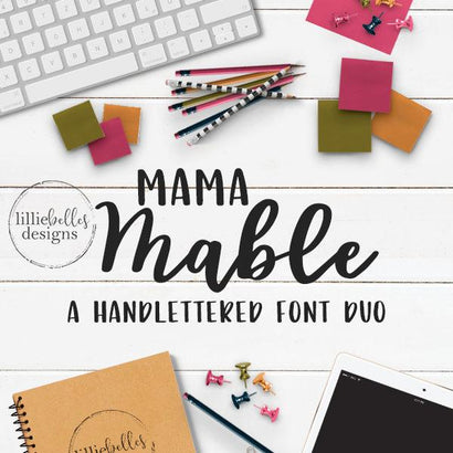 Mama Mable lillie belles designs