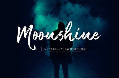 Moonshine Script Youngtype