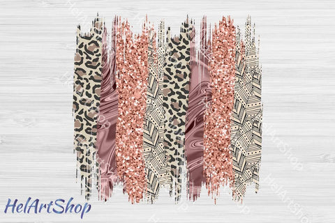 Pink Brush Strokes png, Sublimation png Sublimation _HelArtShop_