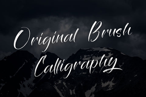 Savage Brush Font Jun Creative