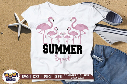 Summer squad svg, Summer svg, Beach svg, Png, Dxf SVG Wowsvgstudio