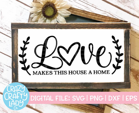 Valentine's Day Sign Bundle SVG Crazy Crafty Lady Co.