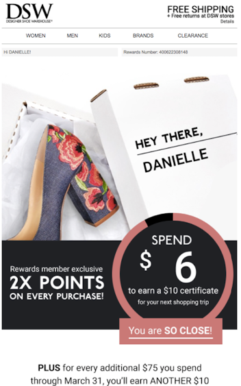 customer retention loyalty program