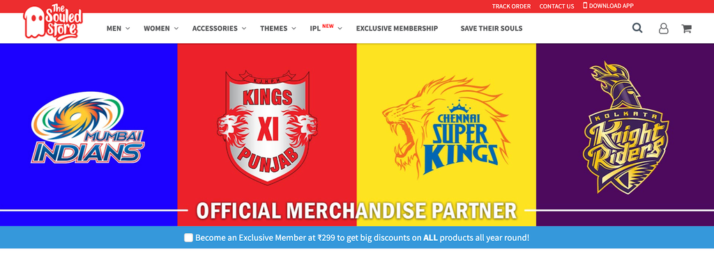 start an online store on shopify - IPL