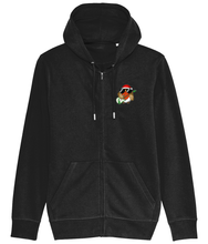Load image into Gallery viewer, Rockin' Robin Zip Hoodie - Mens