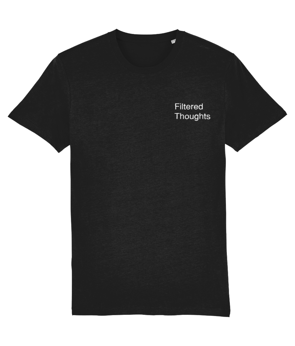 Filtered Thoughts T-shirt - Mens