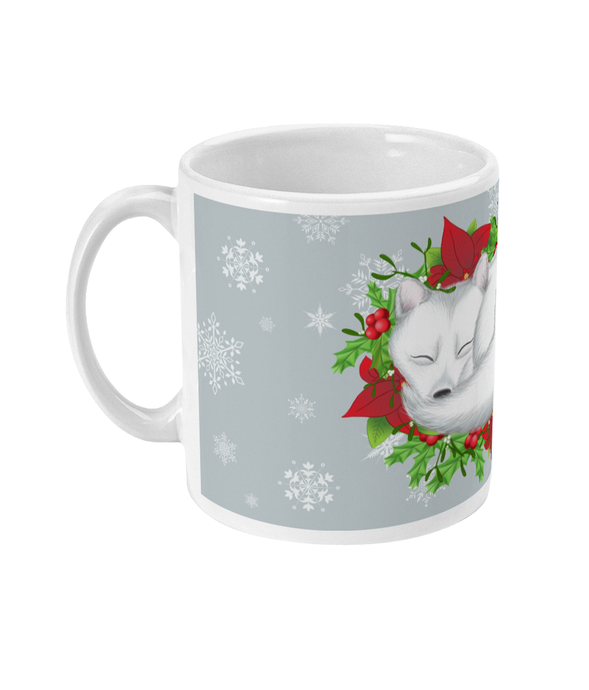 11oz Winter Fox Mug