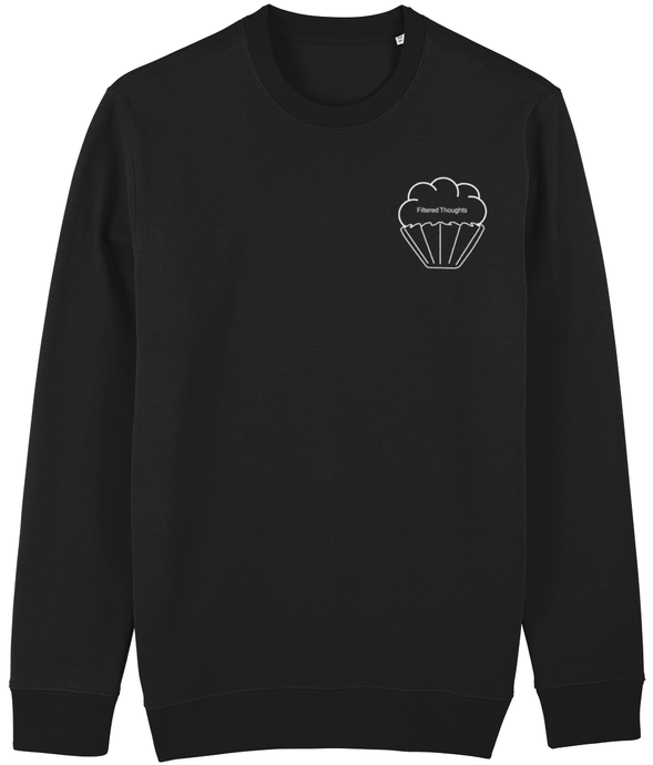 Filtered Thoughts Sweatshirt - Mens