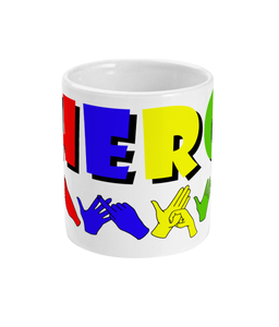 Hero Mug 11 oz - CLDCS