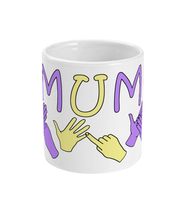 Load image into Gallery viewer, Mum Mug 11oz - CLDCS