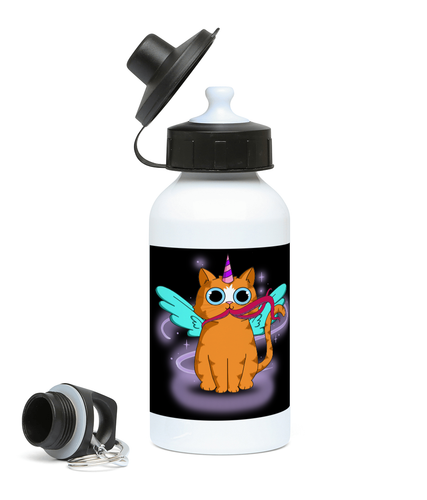 Weird is Wonderful -  400ml Water Bottle