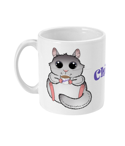 11oz Chinchillin Mug