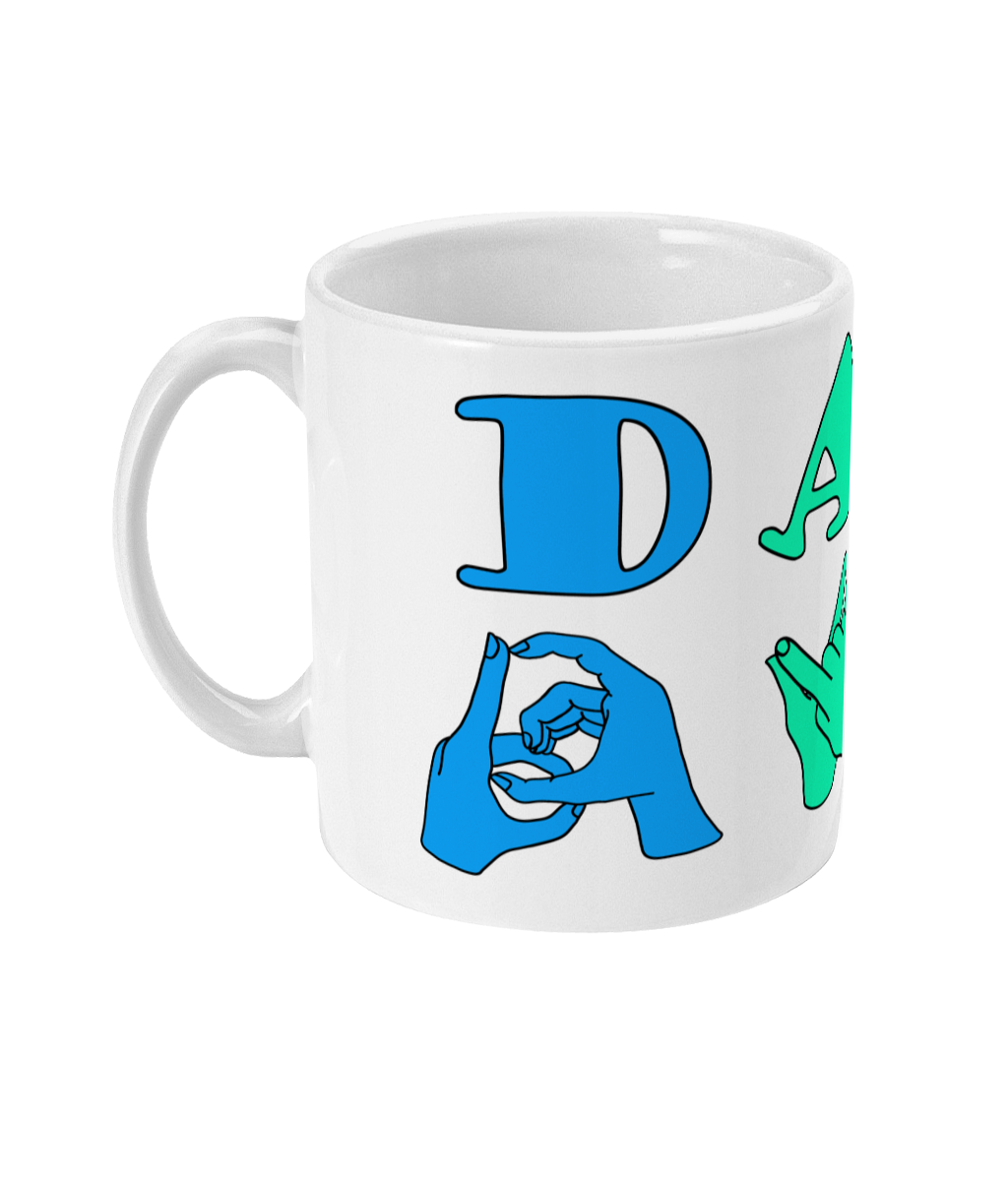 Dad Mug 11oz - CLDCS