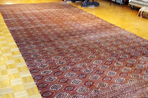 Reducing Rug Size at Solomon's Rugs